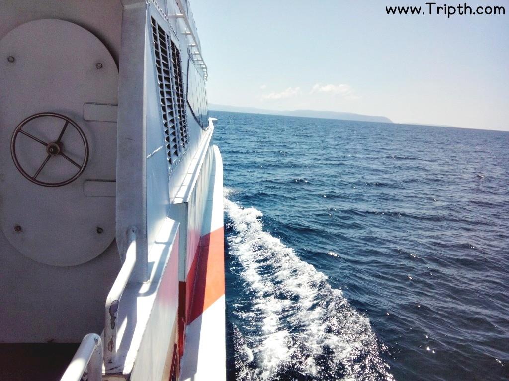 การเดินทางไปเกาะหมาก เรือไปเกาะหมาก บุญสิริเฟอร์รี่ (18)
