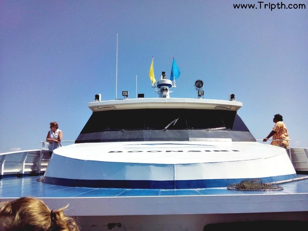การเดินทางไปเกาะหมาก เรือไปเกาะหมาก บุญสิริเฟอร์รี่ (26)