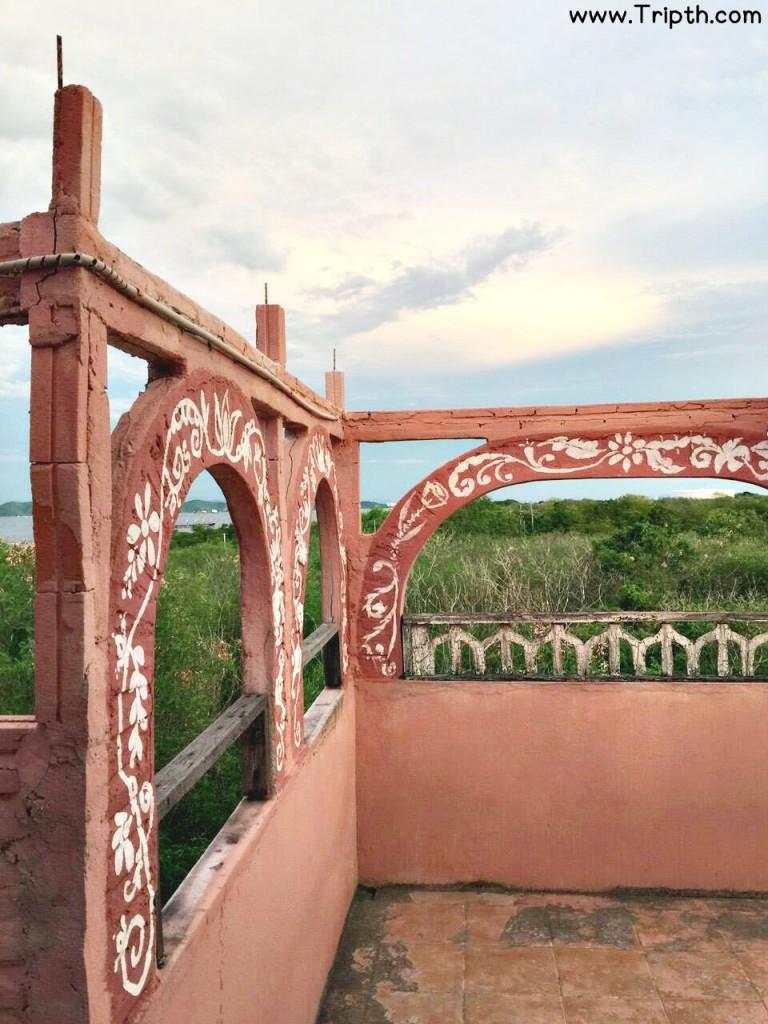 ที่พักสวยๆเกาะสีชัง โมร็อคโฮม By Tripth (15)