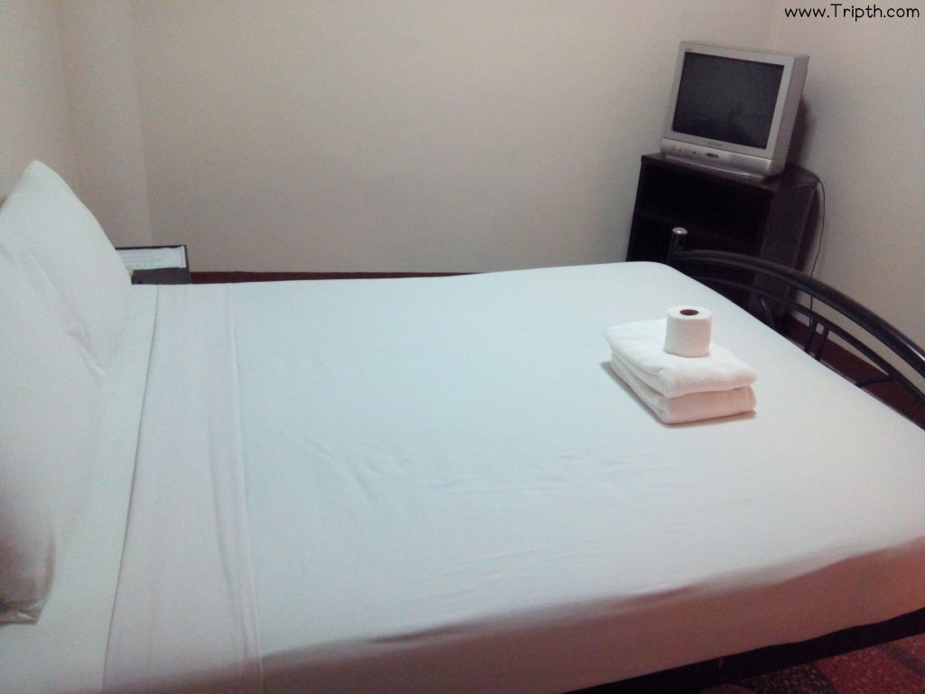 ห้องพัก ที่พักใกล้ถนนข้าวสาร ลัคกี้ เฮ้าส์ ถนนข้าวสาร By Ttipth (3)