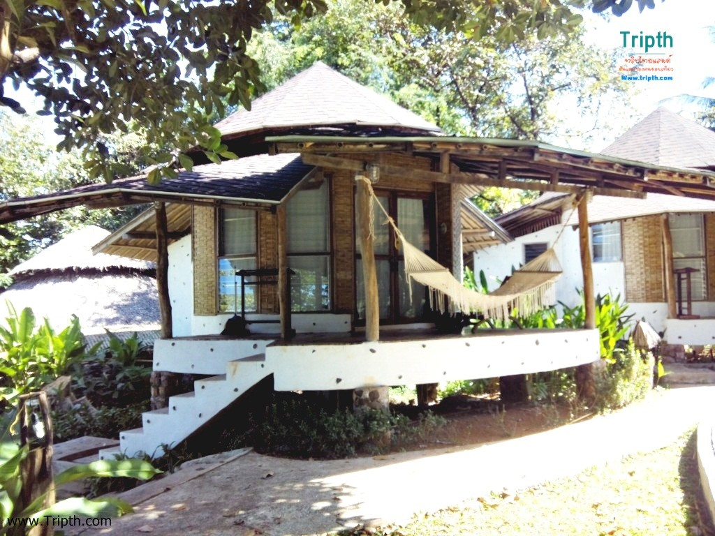 บ้านลากูน เกาะหมาก โคโค่เคป รีสอร์ท