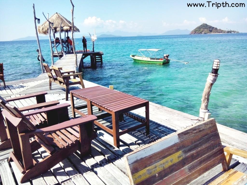 เดินทางไปเกาะขามเกาะขาม ตราด By Tripth (2)