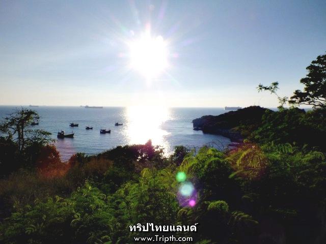 แหลมจักรพงษ์ เกาะสีชัง