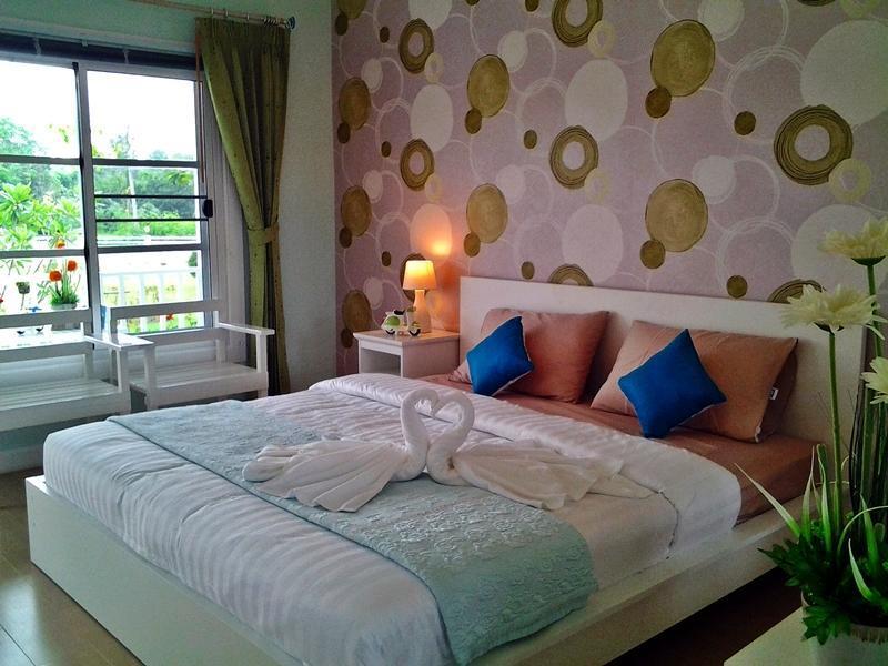 โรงแรมเชียงคานบุรี เลย (Hotel Chiangkhanburi Loei) (2)