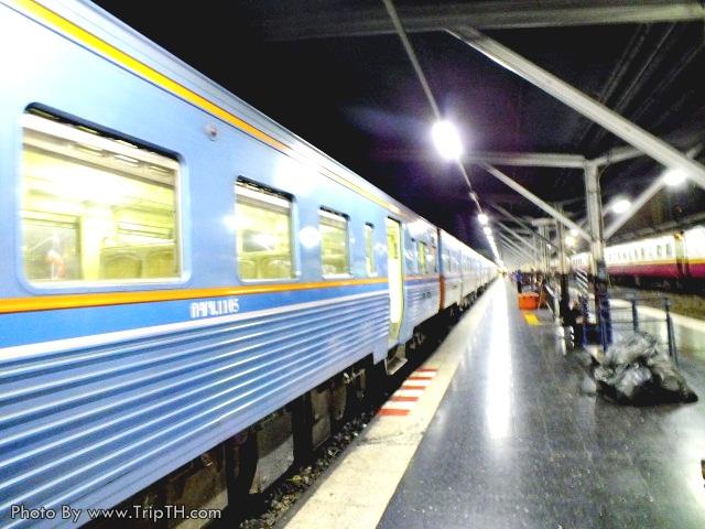 ขบวนรถไฟนำเที่ยว