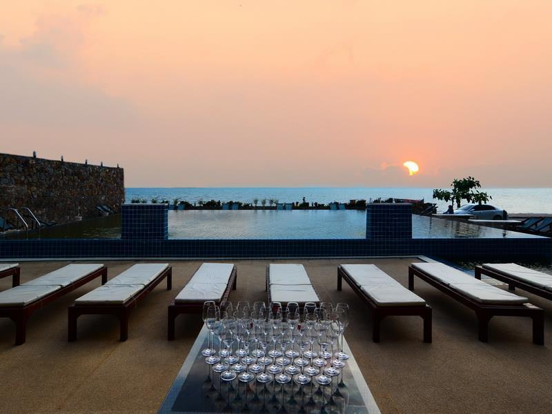 ไอสวรรยา บีช รีสอร์ท (Isawanya Beach Resort)