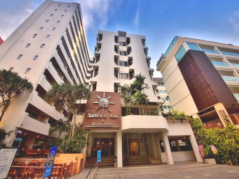 ซันไชน์ โฮเต็ล แอนด์ เรสซิเดนซ์ (Sunshine Hotel & Residences)