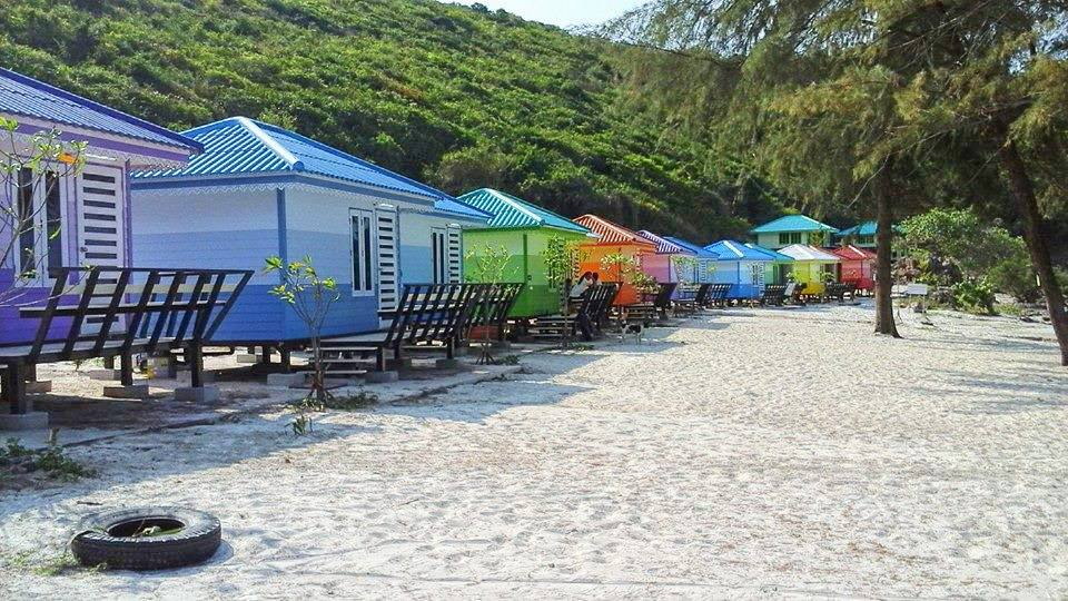 ที่พักหาดน้ำใส สัตหีบ