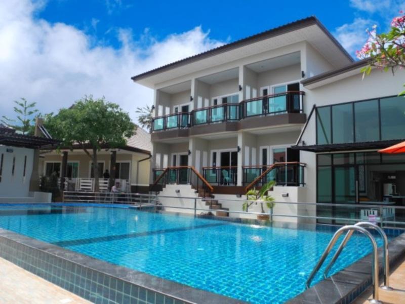 บี ออร์คิด พูล วิลลา (Bee Orchid Pool Villa)
