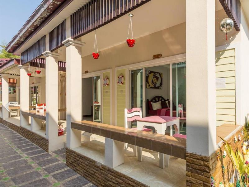 ราตรีสุมาลี รีสอร์ท (Rateesumalee Resort)