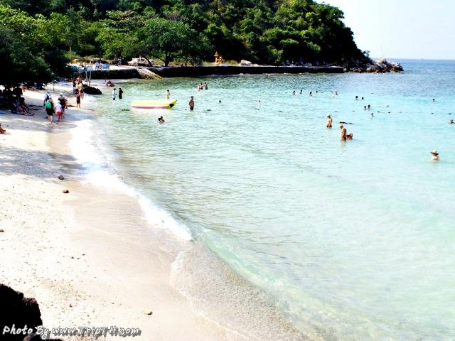 หาดสังวาลย์ เกาะล้าน