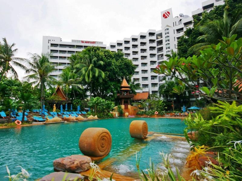 แมริออท รีสอร์ท แอนด์ สปา (Pattaya Marriott Resort & Spa)