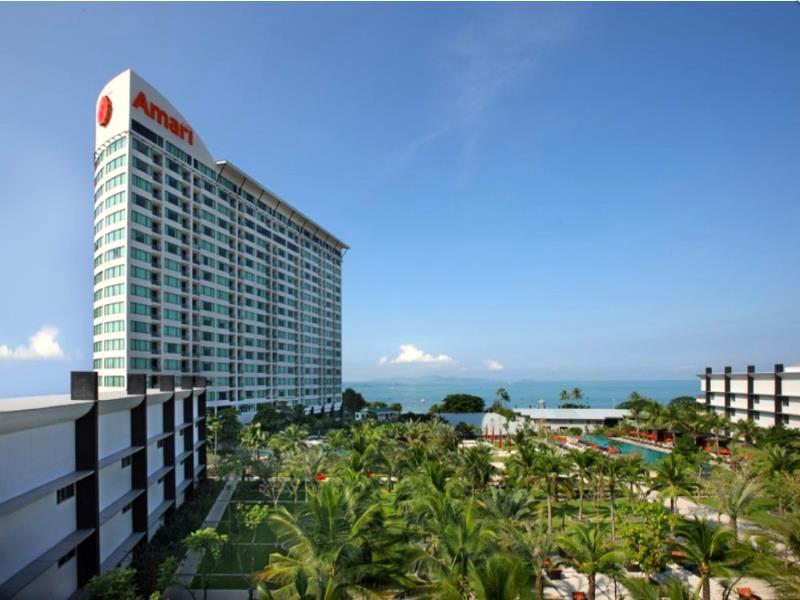 โรงแรมอมารี โอเชียน พัทยา (Amari Ocean Hotel Pattaya)