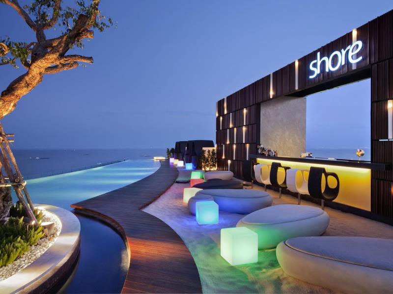 โรงแรมฮิลตัน พัทยา (Hilton Hotel Pattaya)