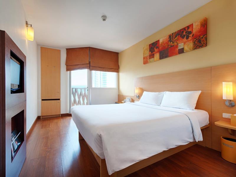 โรงแรมไอบิส พัทยา (Ibis Pattaya Hotel)