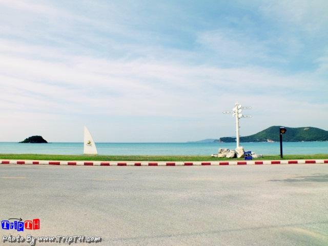 หาดเตยงามอ่าวนาวิกโยธิน