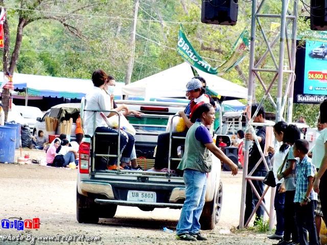 รถขึ้นเขาคิชฌกูฏ จันทบุรี