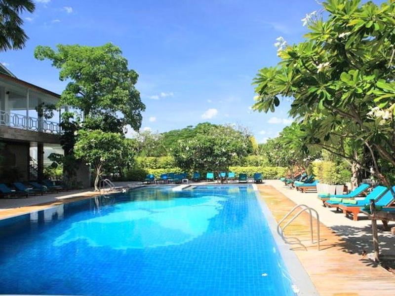 โรงแรมริเวอร์แคว (River Kwai Hotel)