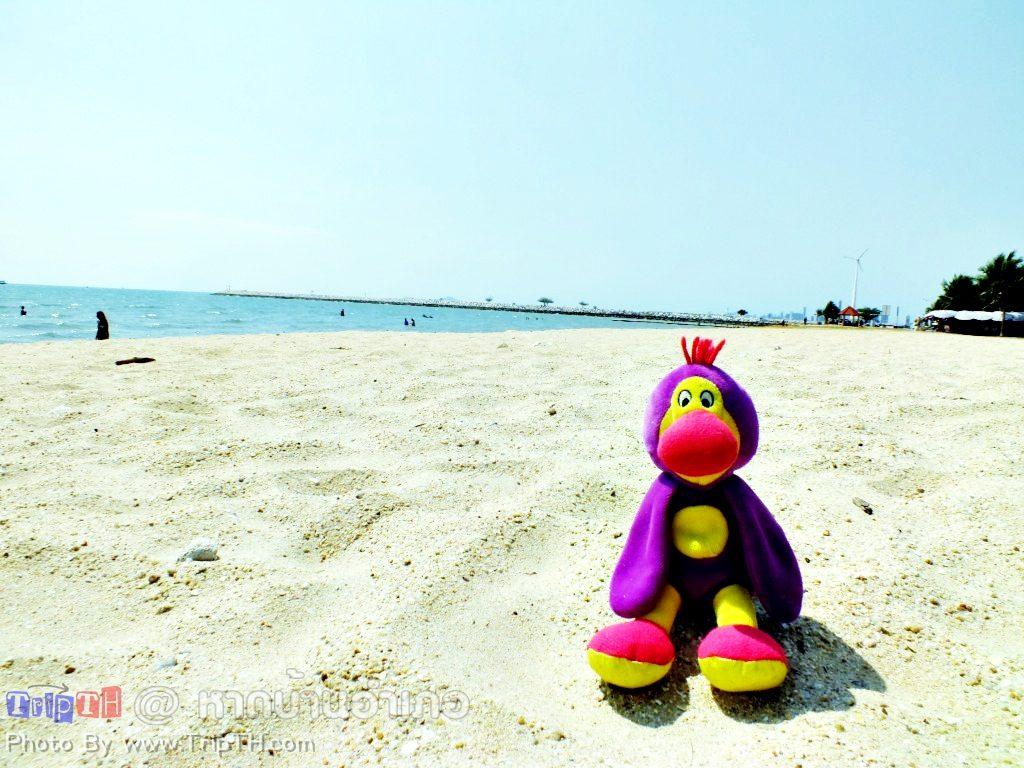 มาเที่ยวหาดบ้านอำเภอ ^^(1)