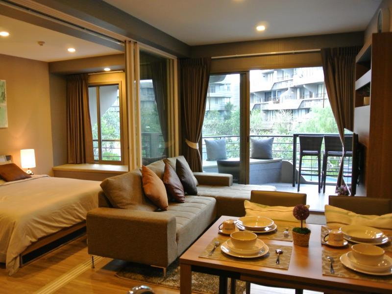 Baan San Ngam Condo For Rent Room 1205