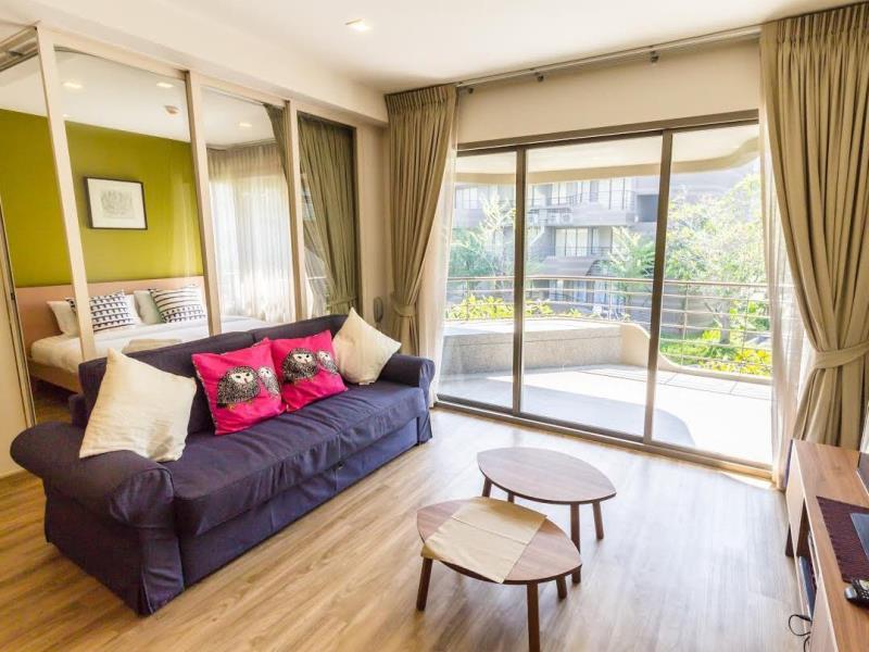 บ้านแสนงาม คอนโด ห้องหมายเลข 6206 (Baan San Ngam Condo Room Number 6206)