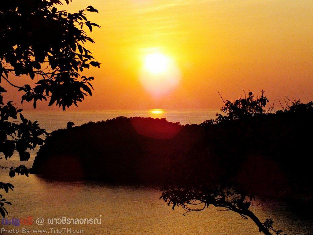 พระอาทิตย์ตก ยามเย็น (6)