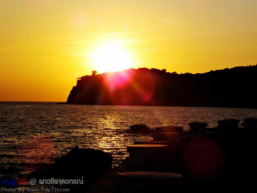 พระอาทิตย์ตก ยามเย็น (7)